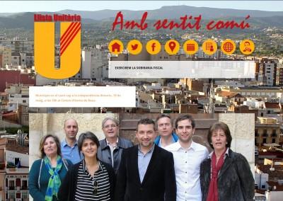 Llista unitària municipal – Reus
