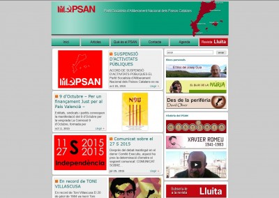 Partit Socialista d'Alliberament Nacional dels Països Catalans – PSAN