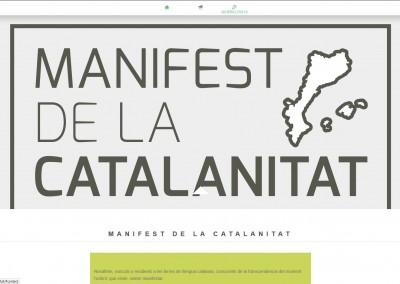 "Manifest de la Catalanitat<a href=""https://www.qmr.cat/traduccions/?md=478169131dc5221a25bb03938cd06fed"" arget=""_blank""><span title=""Traduir aquesta cadena"" class=""dashicons dashicons-translation editarTraduccionsFront"" id=""478169131dc5221a25bb03938cd06fed"" codemd5=""478169131dc5221a25bb03938cd06fed""></span></a>"